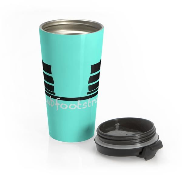 Boots & Bar Stainless Steel Travel Mug