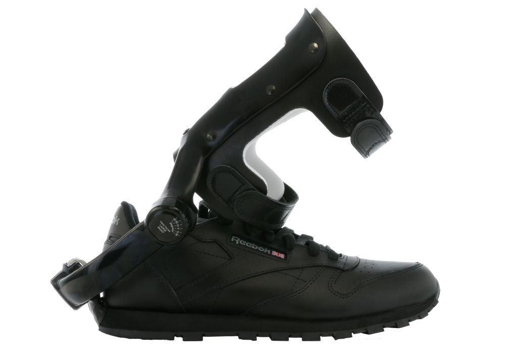 Single ADM attached to a day shoe (Ambulatory)